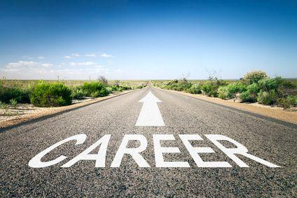 career path road