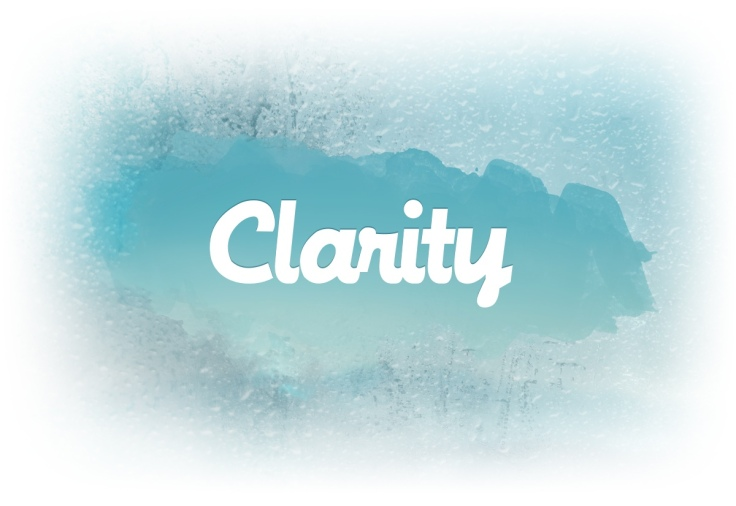 clarifying-clarity